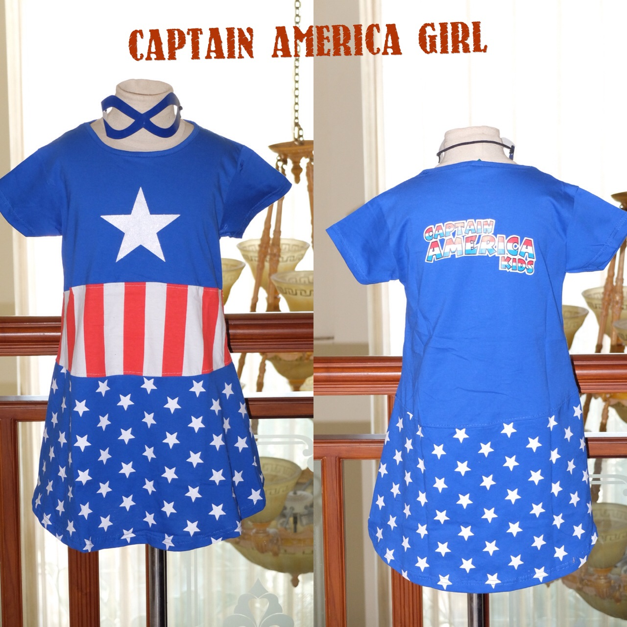 captain girl