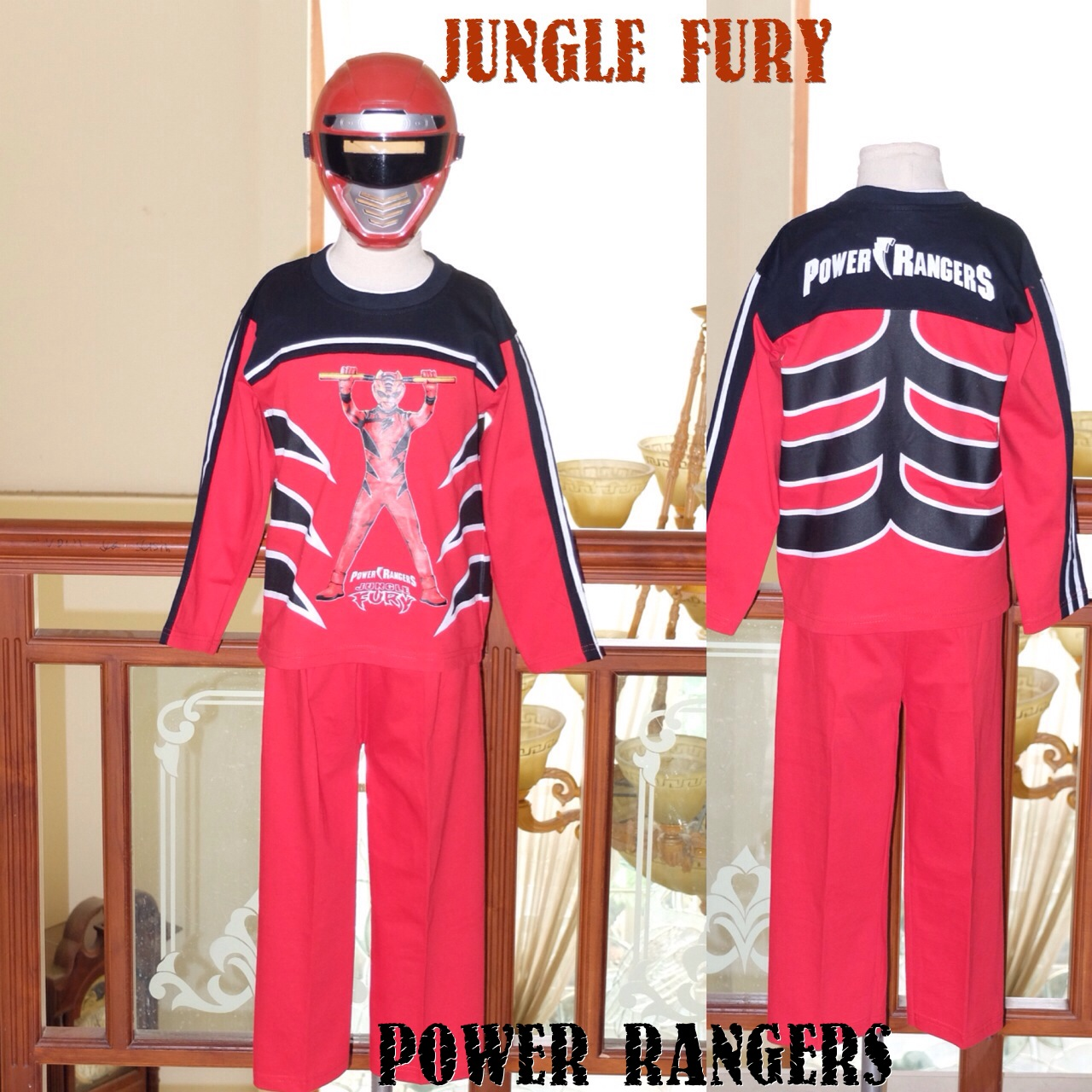 Power Ranger Jungle Fury